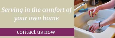 Serving in the Comfort of Your Own Home